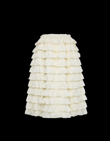 SKIRT Ivory New in