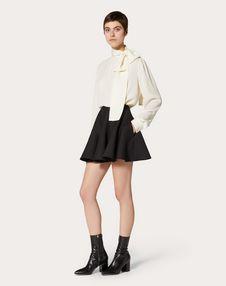Crêpe Couture Skirt