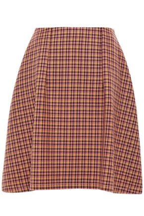 NINA RICCI Flared wool skirt