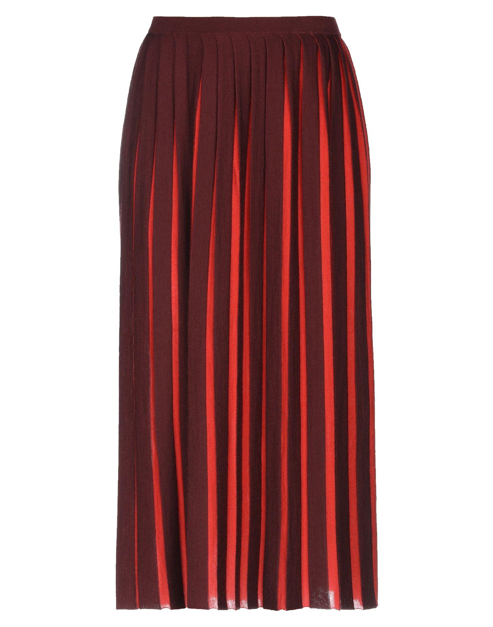 MALÌPARMI M.U.S.T. Юбка длиной 3/4 malìparmi юбка длиной 3 4