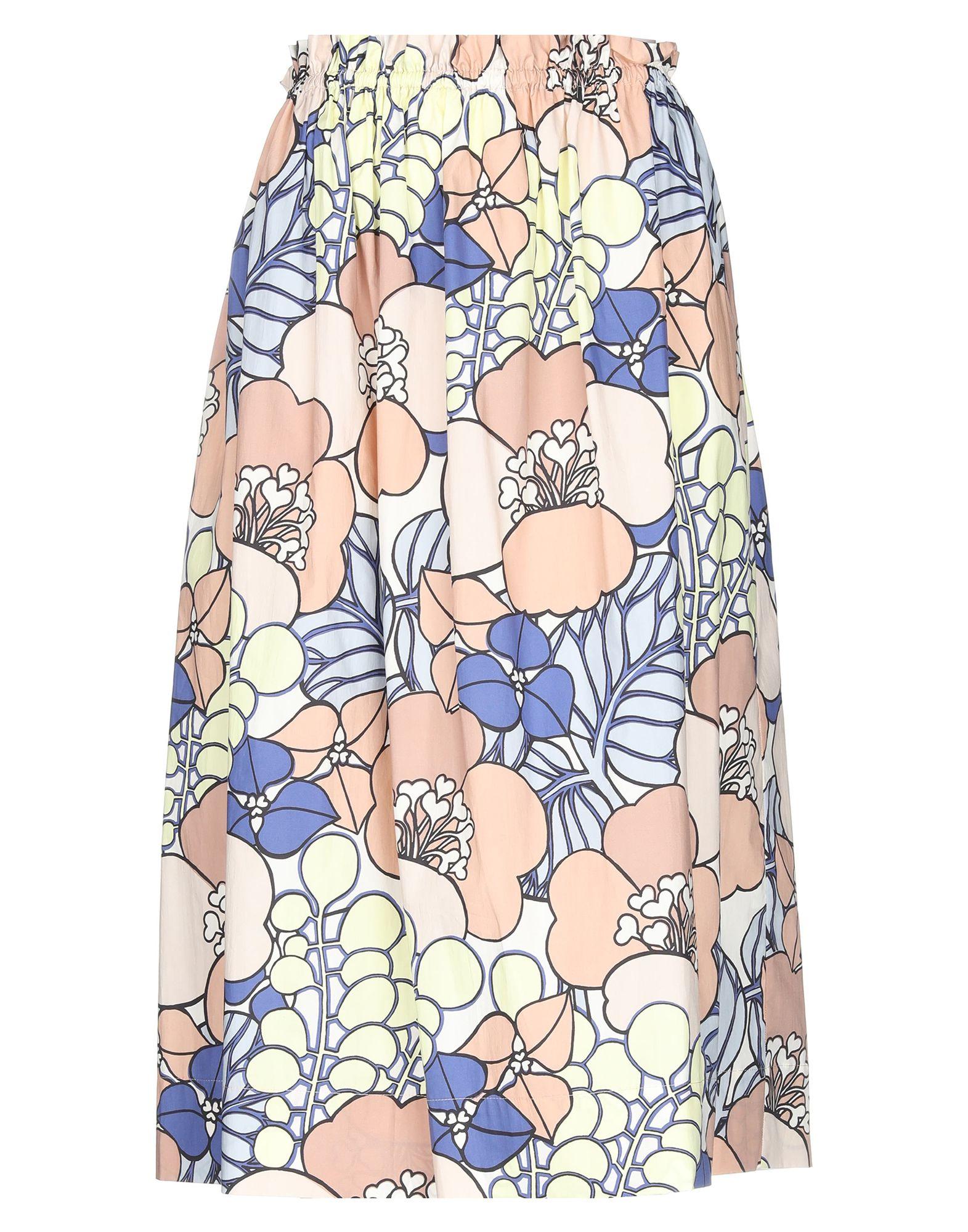 .TESSA Юбка длиной 3/4 tessa длинная юбка