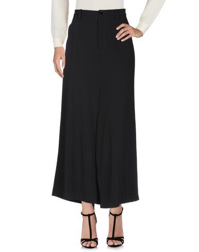 Фото 2 - Длинная юбка от EUROPEAN CULTURE черного цвета