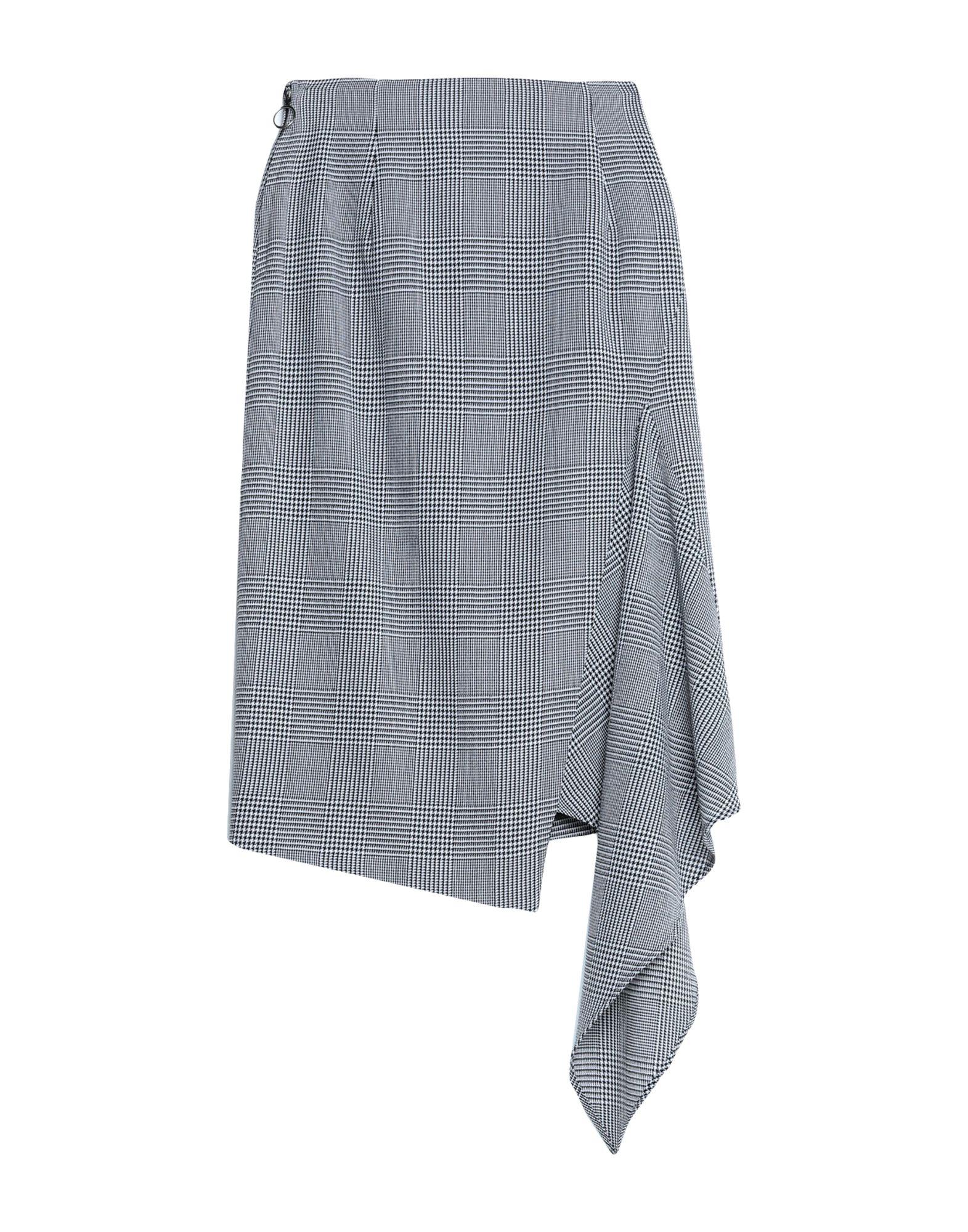 OFF-WHITE™ Юбка длиной 3/4 off white™ мини юбка