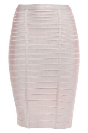 HERVÉ LÉGER Bandage pencil skirt