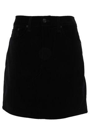 RAG & BONE ベルベット ミニスカート