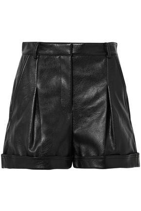 STELLA McCARTNEY Danielle faux leather shorts