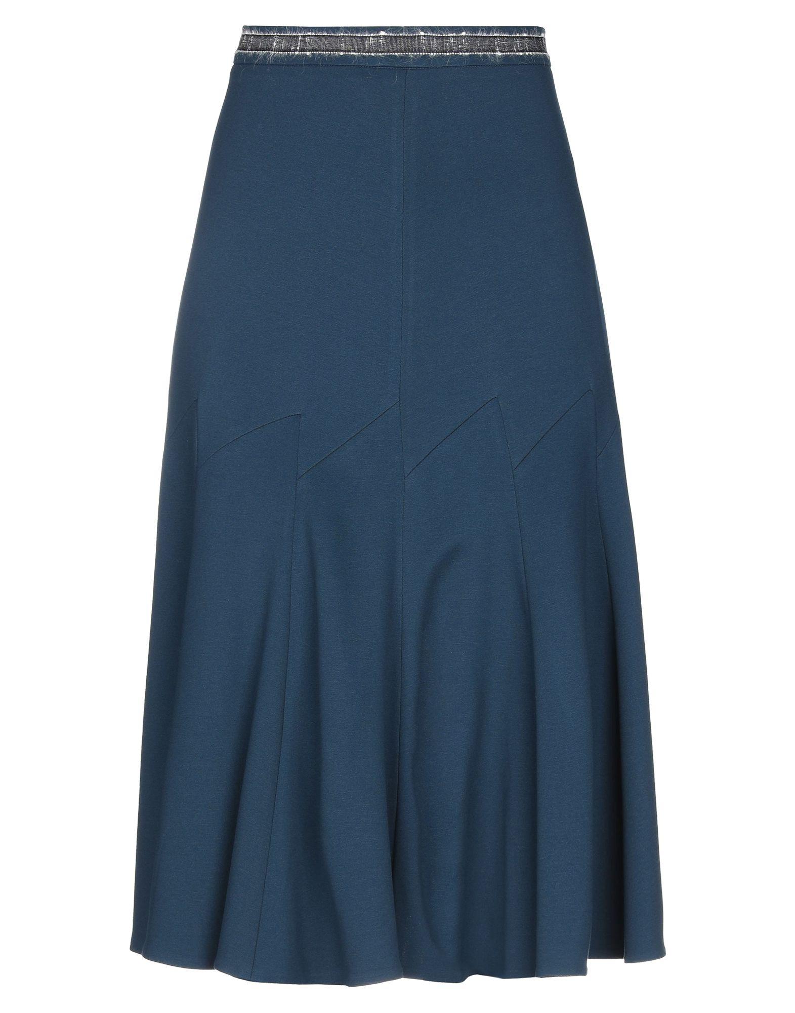 GIORGIO GRATI Юбка длиной 3/4 giorgio grati платье длиной 3 4