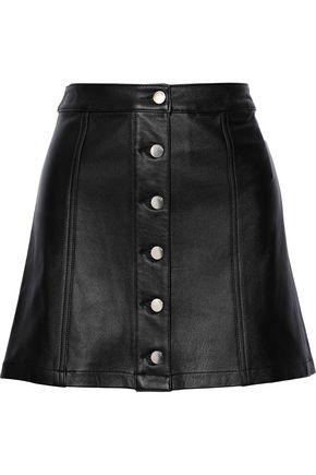 RAG & BONE Rosie leather mini skirt