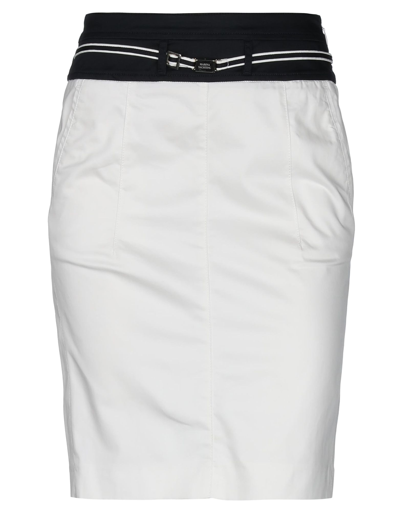 Фото - MARINA YACHTING Юбка до колена marina yachting юбка длиной 3 4