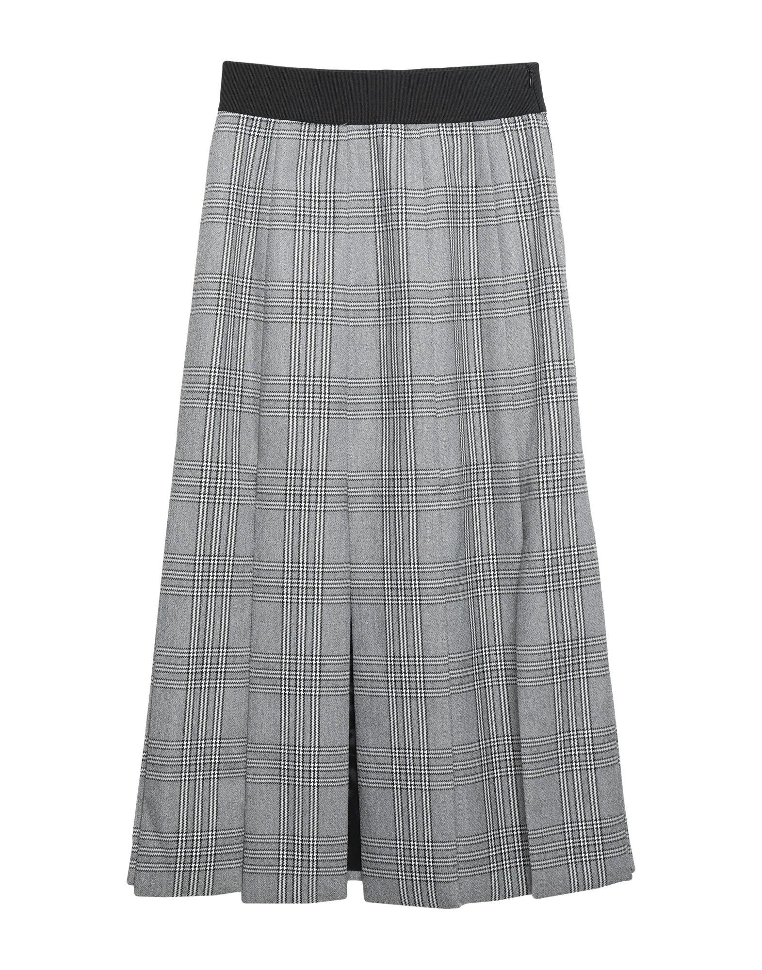 MAJE Юбка длиной 3/4 maje длинная юбка