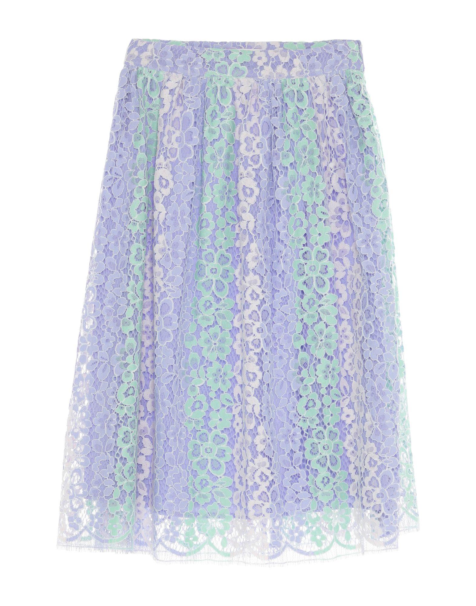 BLUGIRL BLUMARINE Юбка длиной 3/4 blugirl blumarine мини юбка