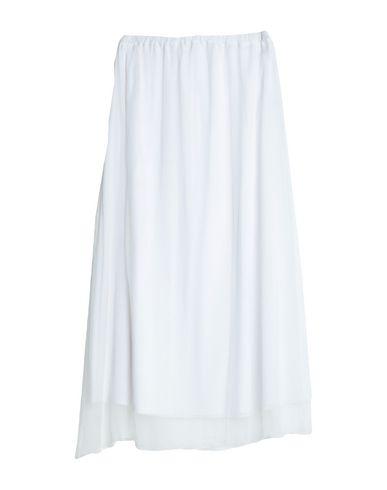 Купить Длинная юбка от BLU BIANCO белого цвета
