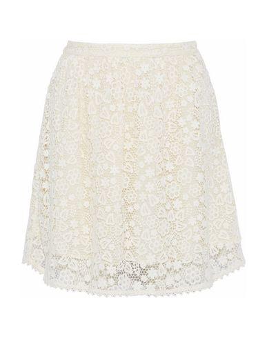 Купить Мини-юбка цвет слоновая кость