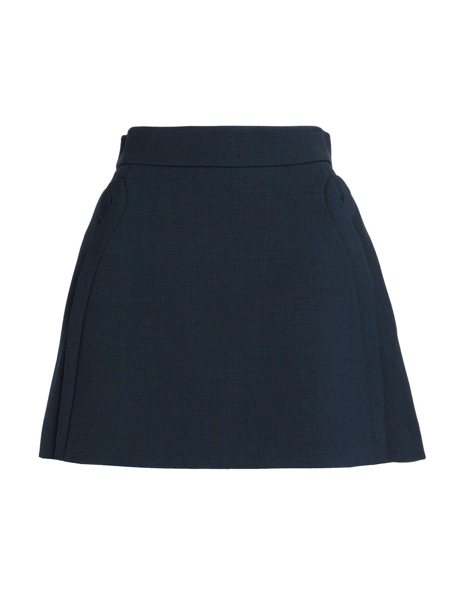DELPOZO Мини-юбка delpozo длинная юбка