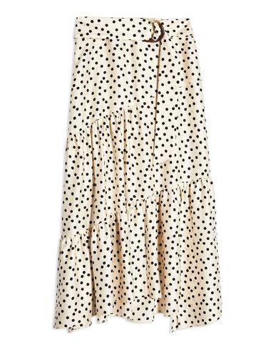 Купить Длинная юбка цвет слоновая кость