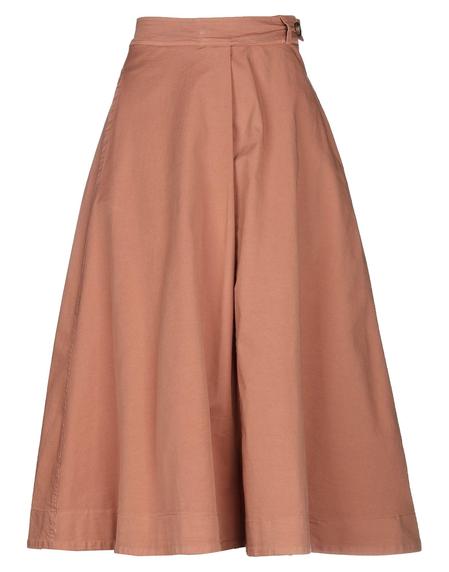 PAOLO CASALINI Юбка длиной 3/4 paolo casalini юбка длиной 3 4