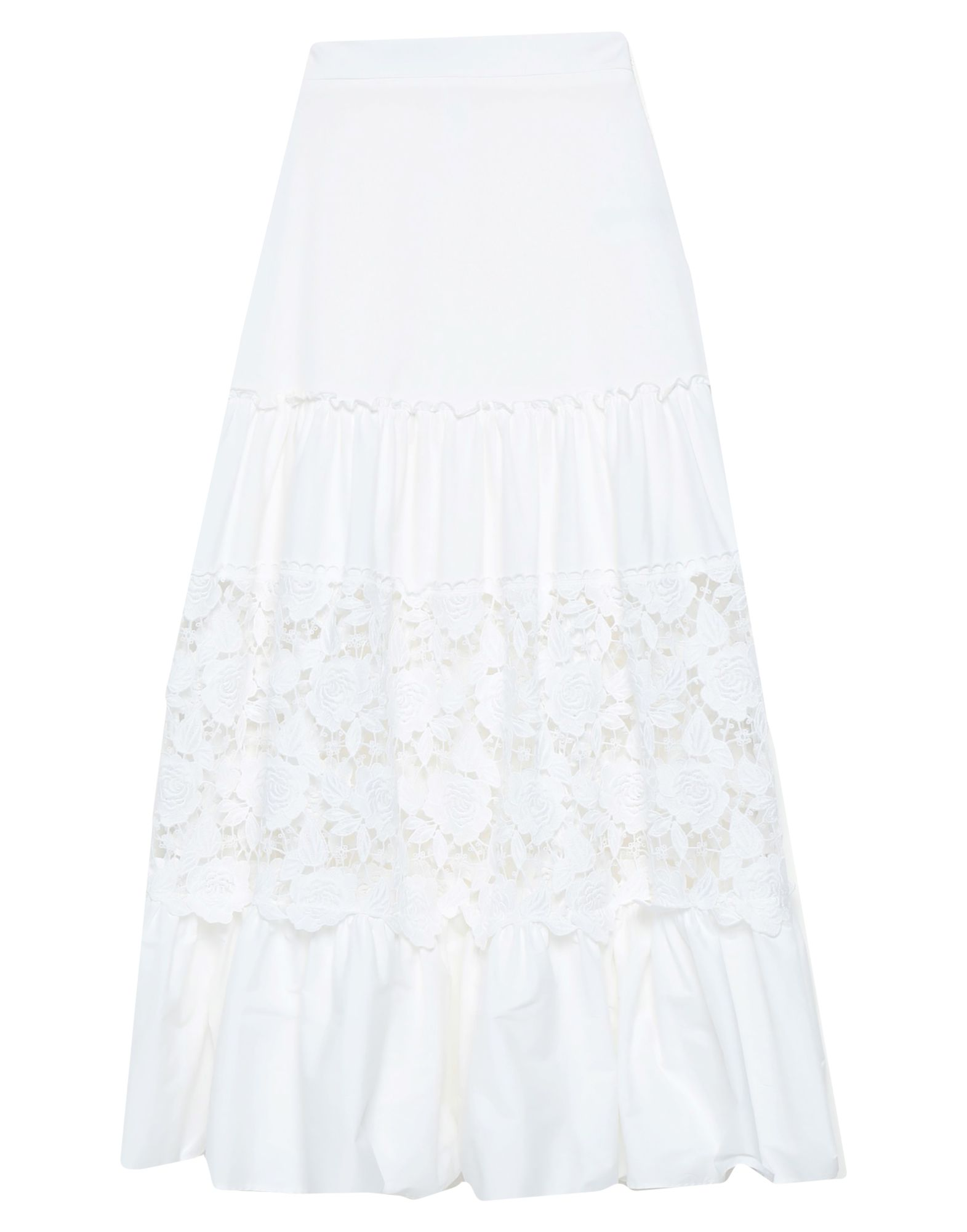 все цены на FLAVIO CASTELLANI Длинная юбка онлайн