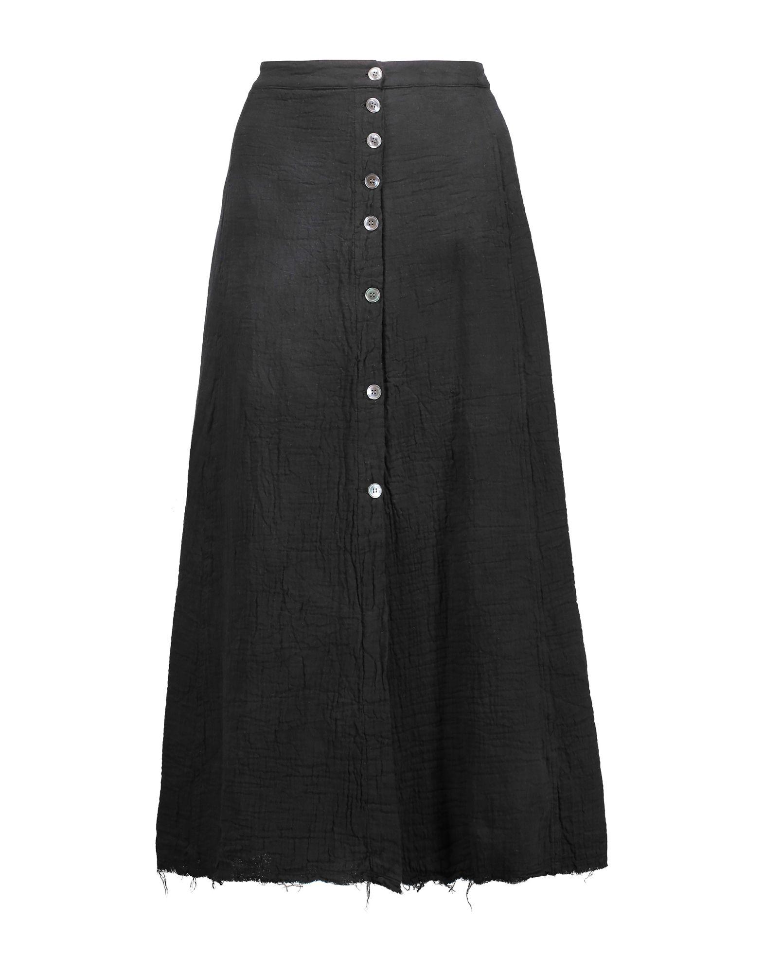 RAQUEL ALLEGRA Юбка длиной 3/4 raquel allegra юбка до колена