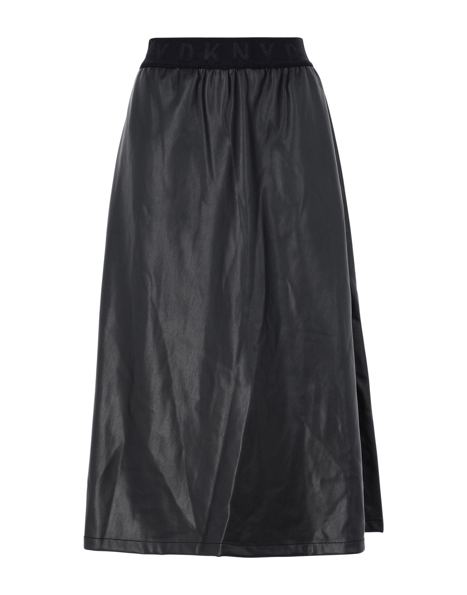 DKNY Юбка длиной 3/4 dkny pure юбка длиной 3 4