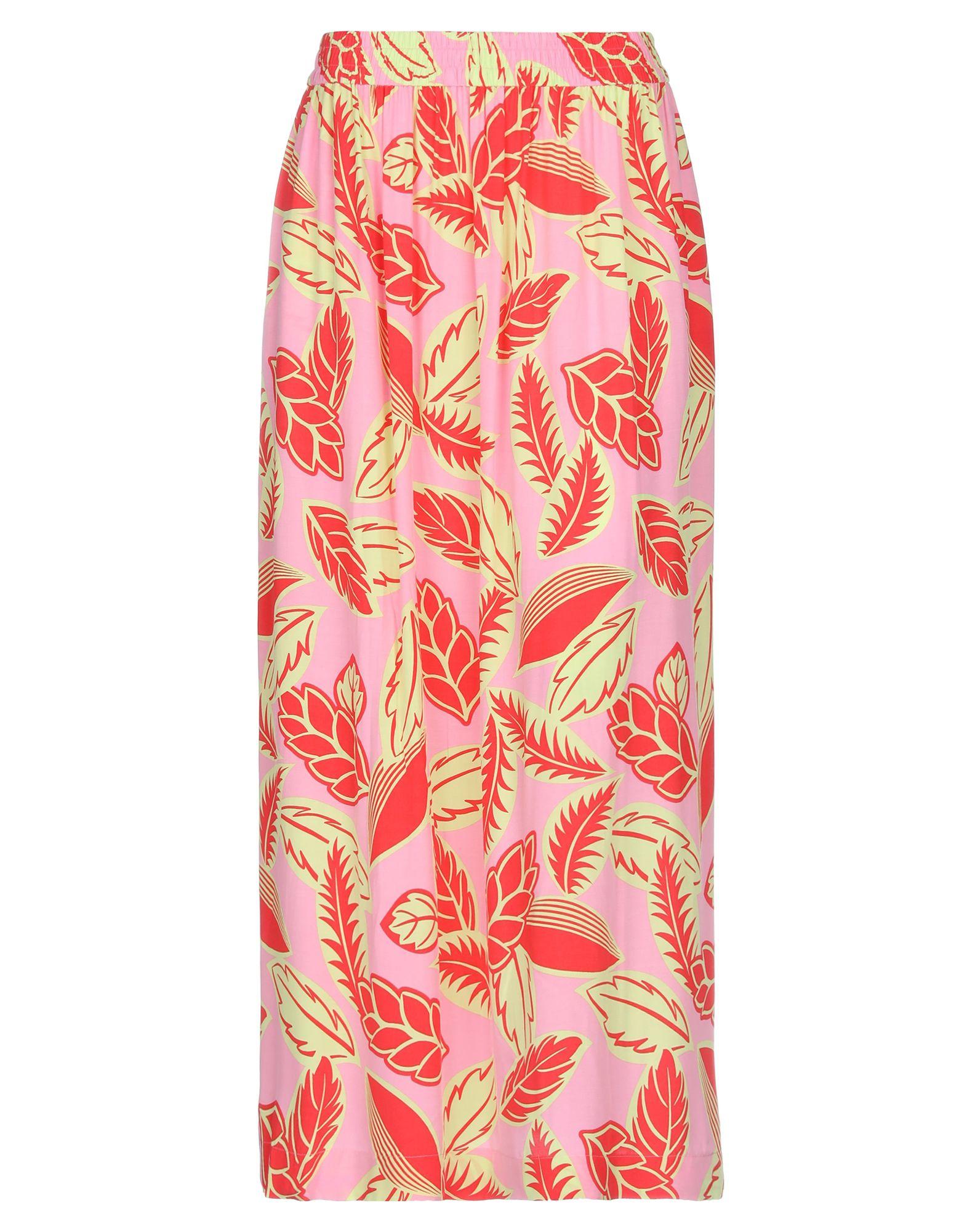 BOUTIQUE MOSCHINO Длинная юбка цена 2017