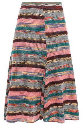 ミッソーニ かぎ針編みニット スカート