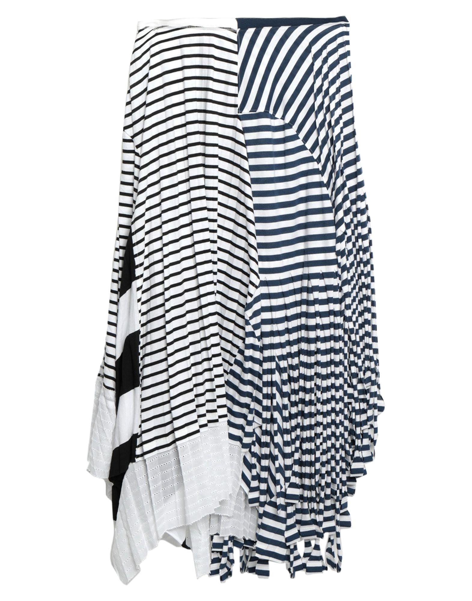 LOEWE Юбка длиной 3/4 loewe длинная юбка