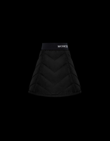SKIRT Black Junior 8-10 Years - Girl