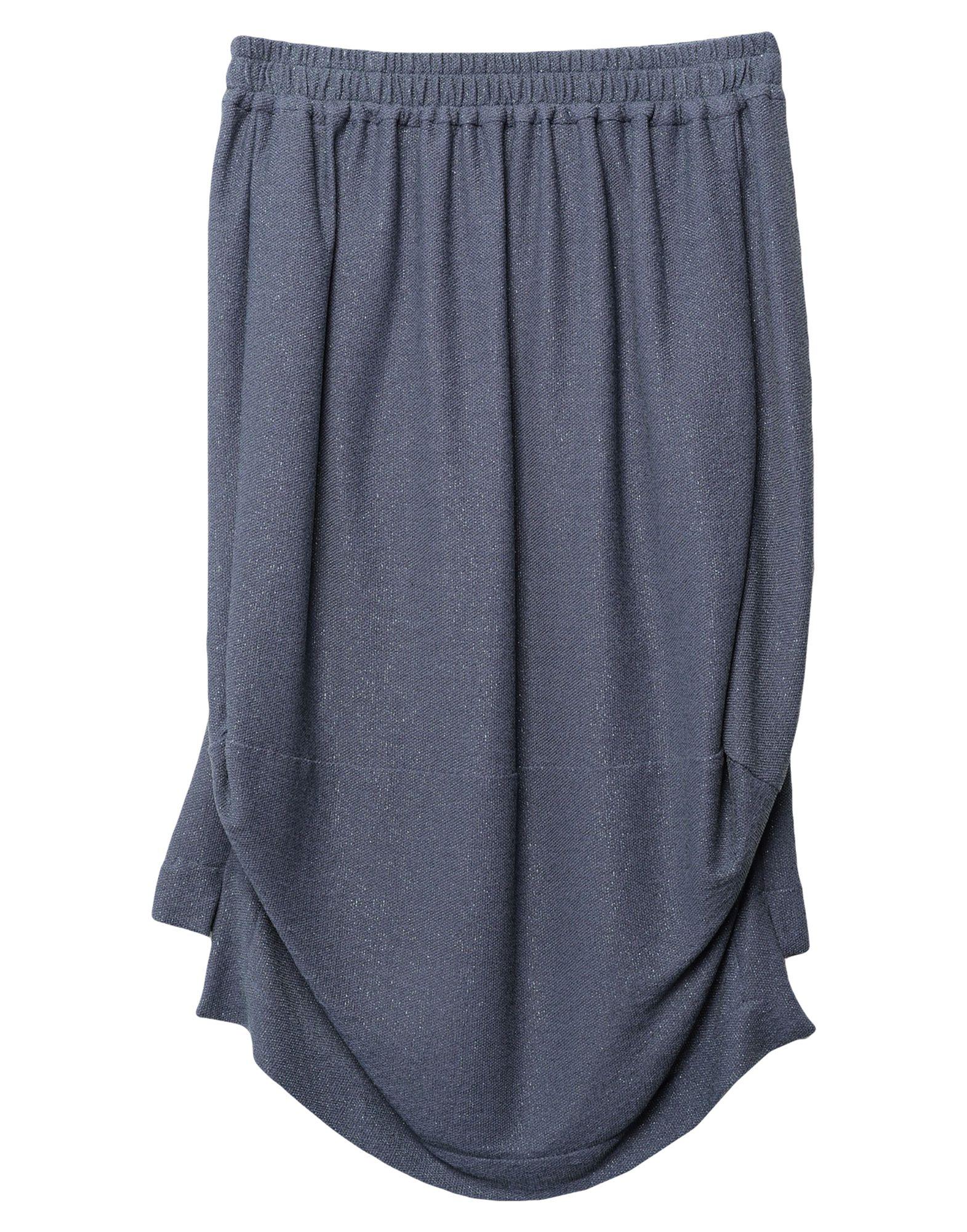 VIVIENNE WESTWOOD ANGLOMANIA Юбка длиной 3/4 vivienne westwood anglomania платье длиной 3 4
