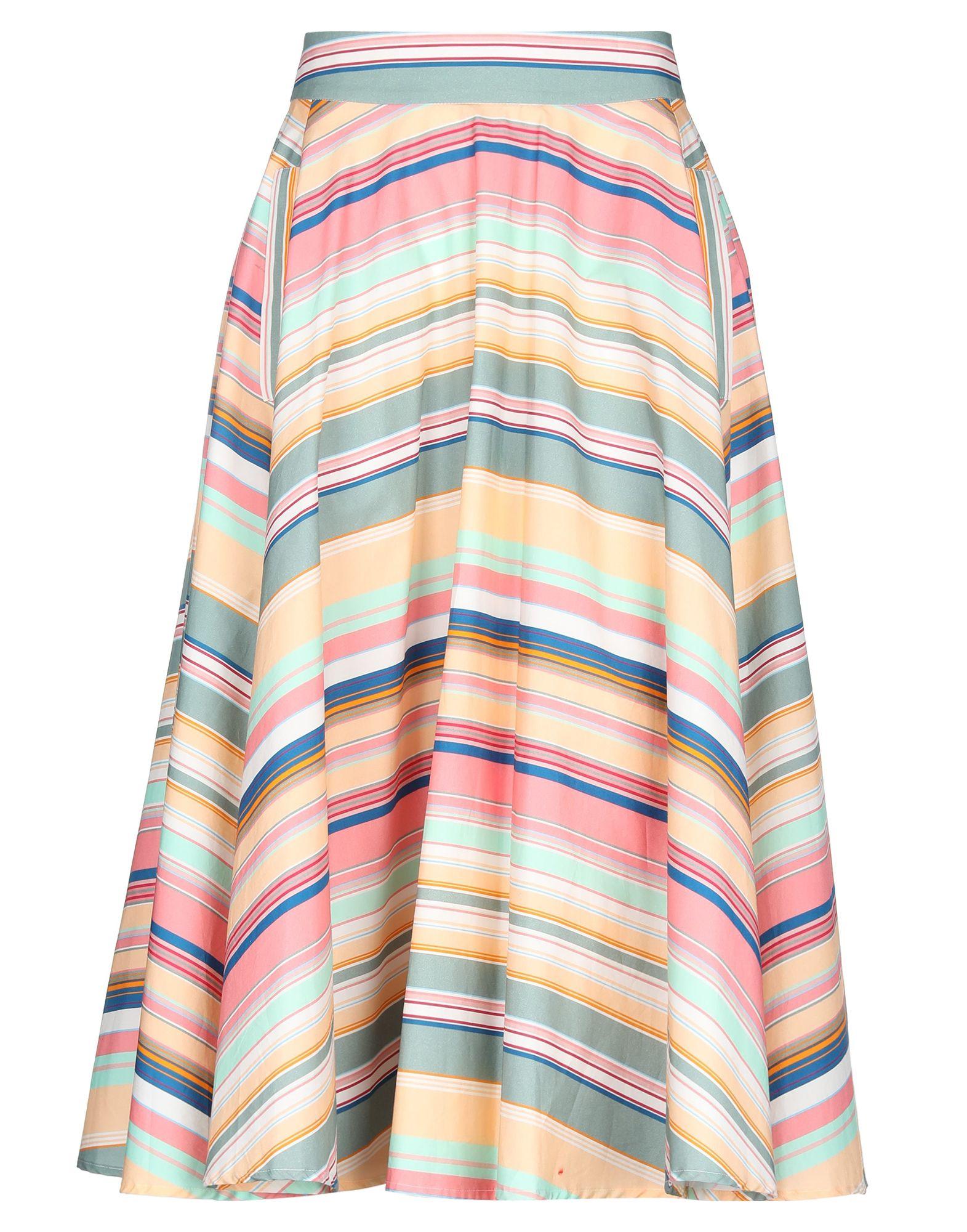 WEILL Юбка длиной 3/4 weill короткое платье