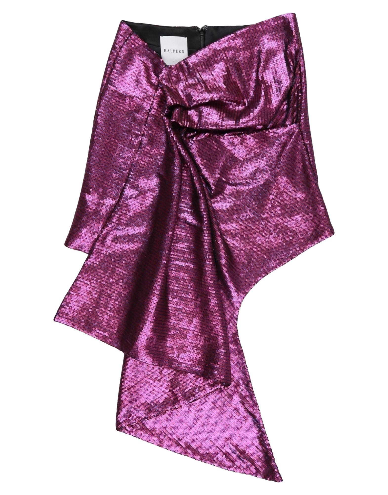 halpern блузка HALPERN Мини-юбка