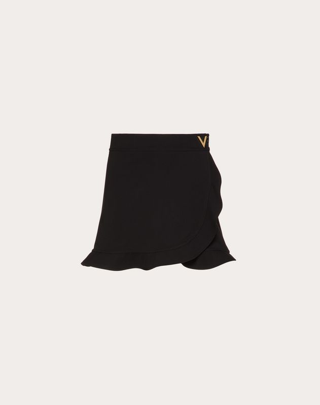 VGOLD Crepe-Jersey Culottes