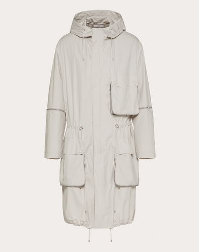 COLLECTION HOODED PARKA