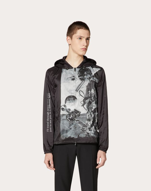 SPACELAND WINDBREAKER