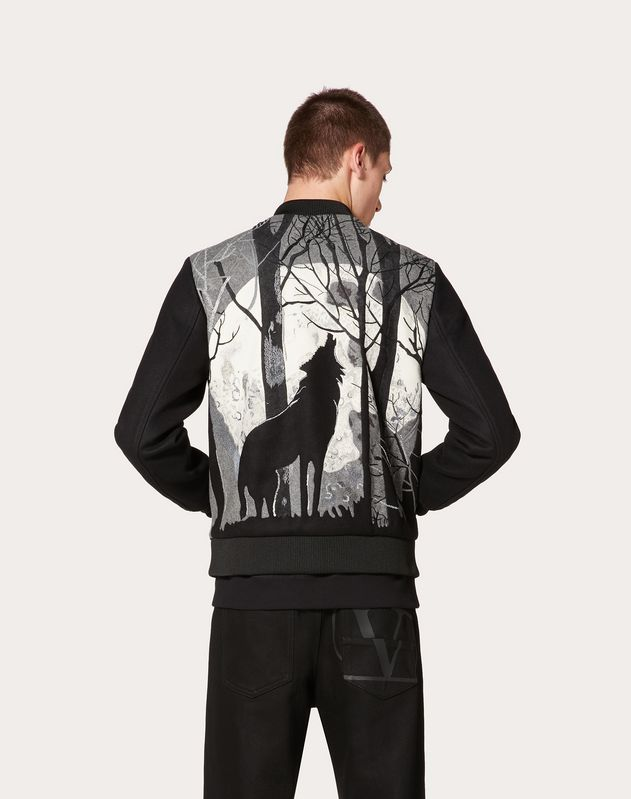 BLOUSON NIGHT WOLF