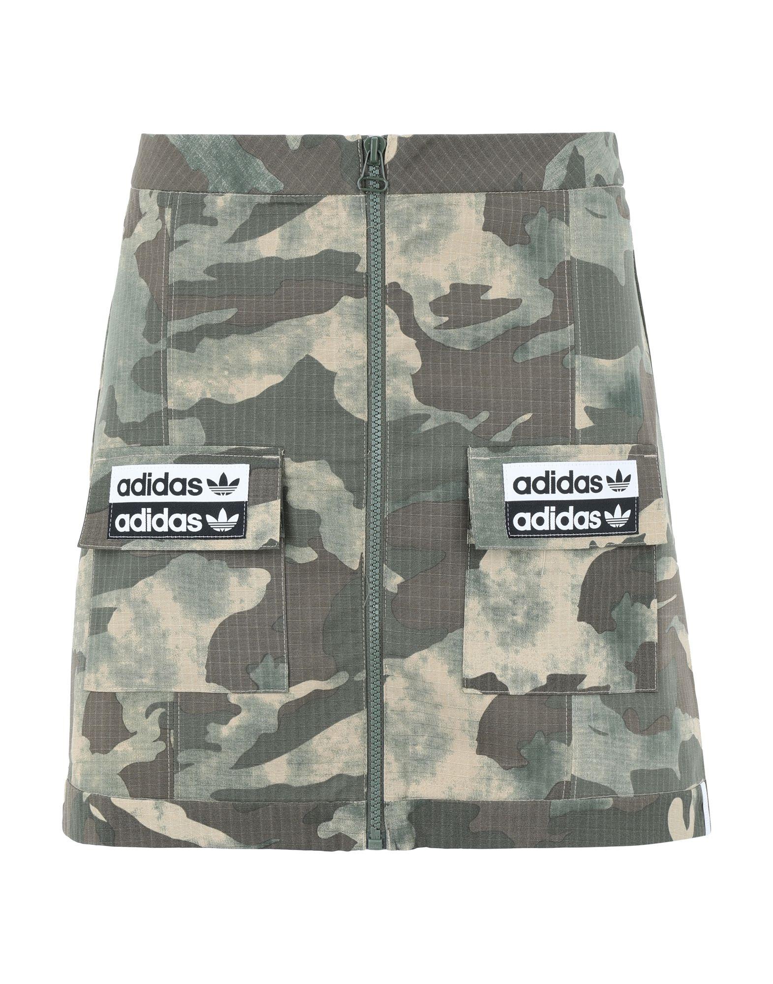 ADIDAS ORIGINALS Мини-юбка adidas originals юбка до колена