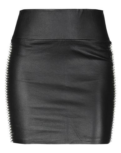 Фото - Мини-юбка от SPRWMN черного цвета