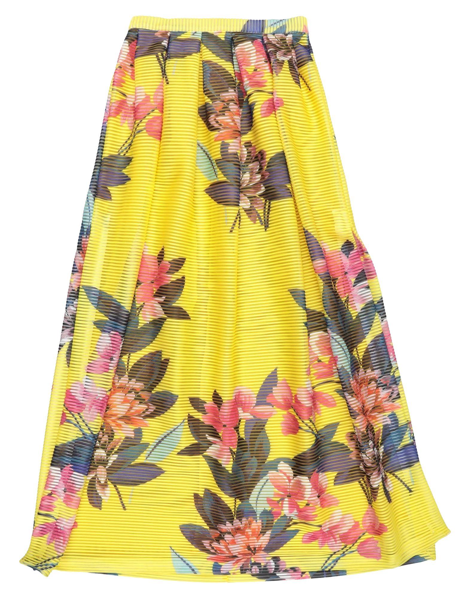 HH COUTURE Длинная юбка fontana couture длинная юбка