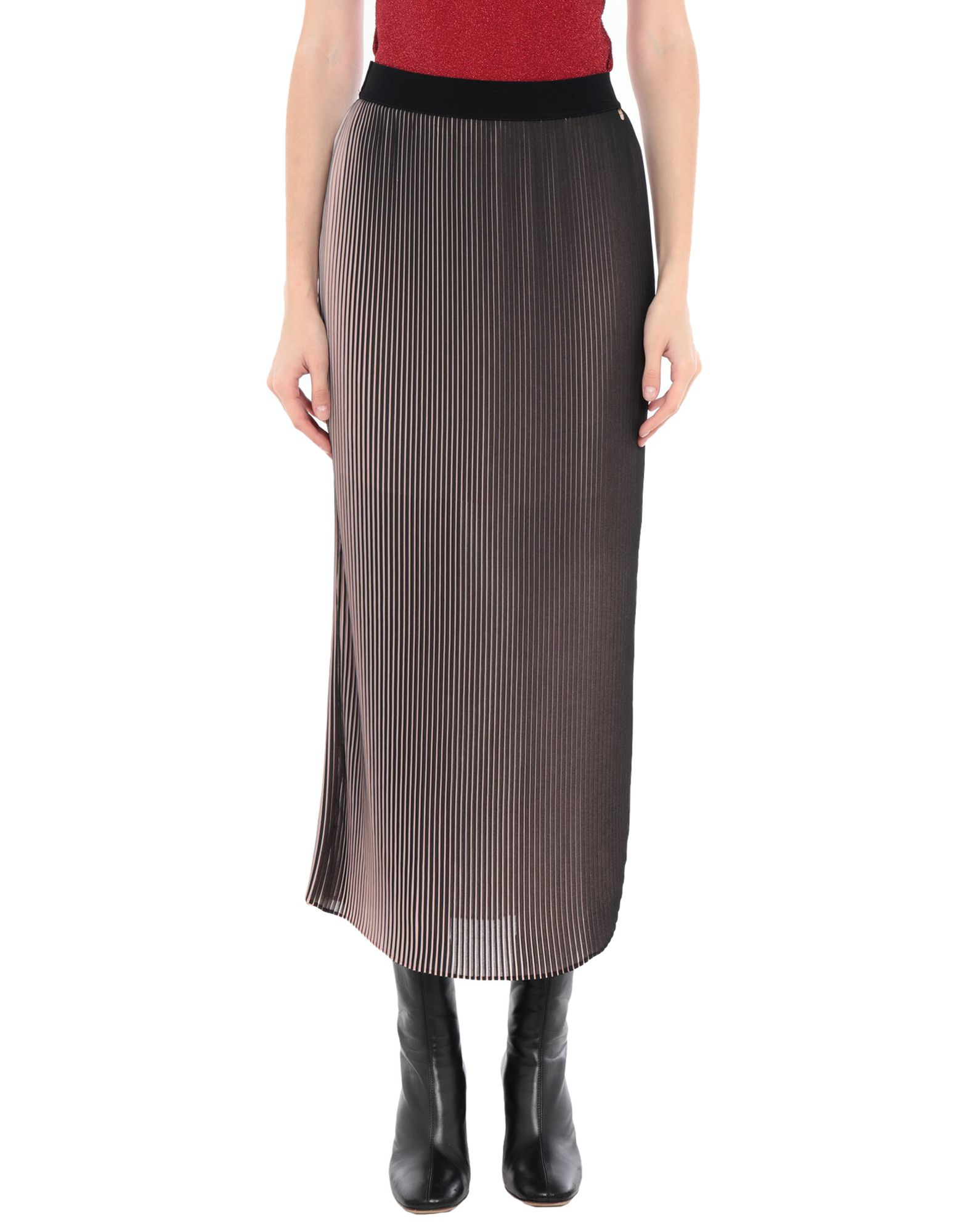 Фото - LUCKYLU Milano Длинная юбка юбка twinset milano twinset milano tw008egdblw1