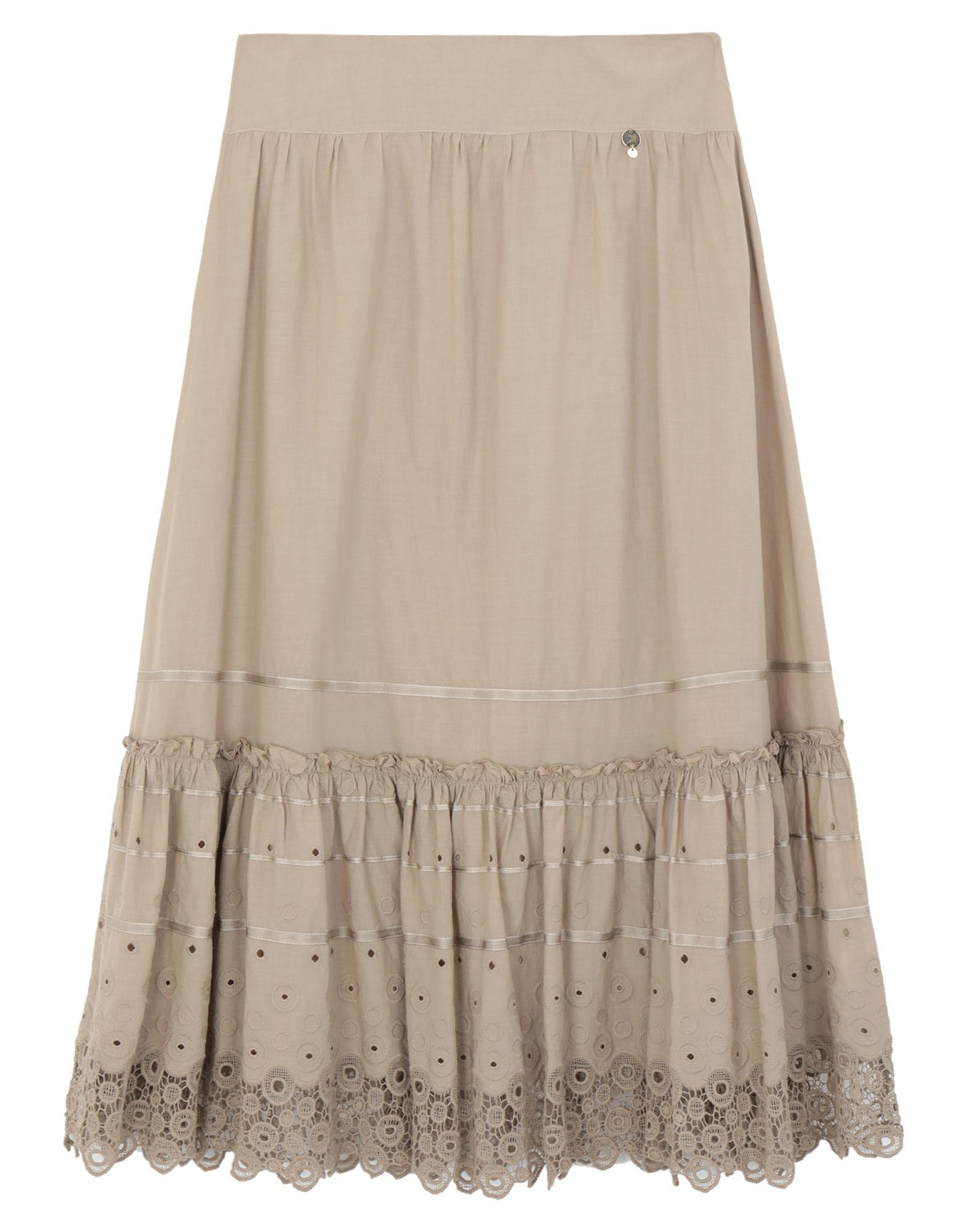 22 MAGGIO by MARIA GRAZIA SEVERI Длинная юбка юбка 22 maggio юбки трикотажные