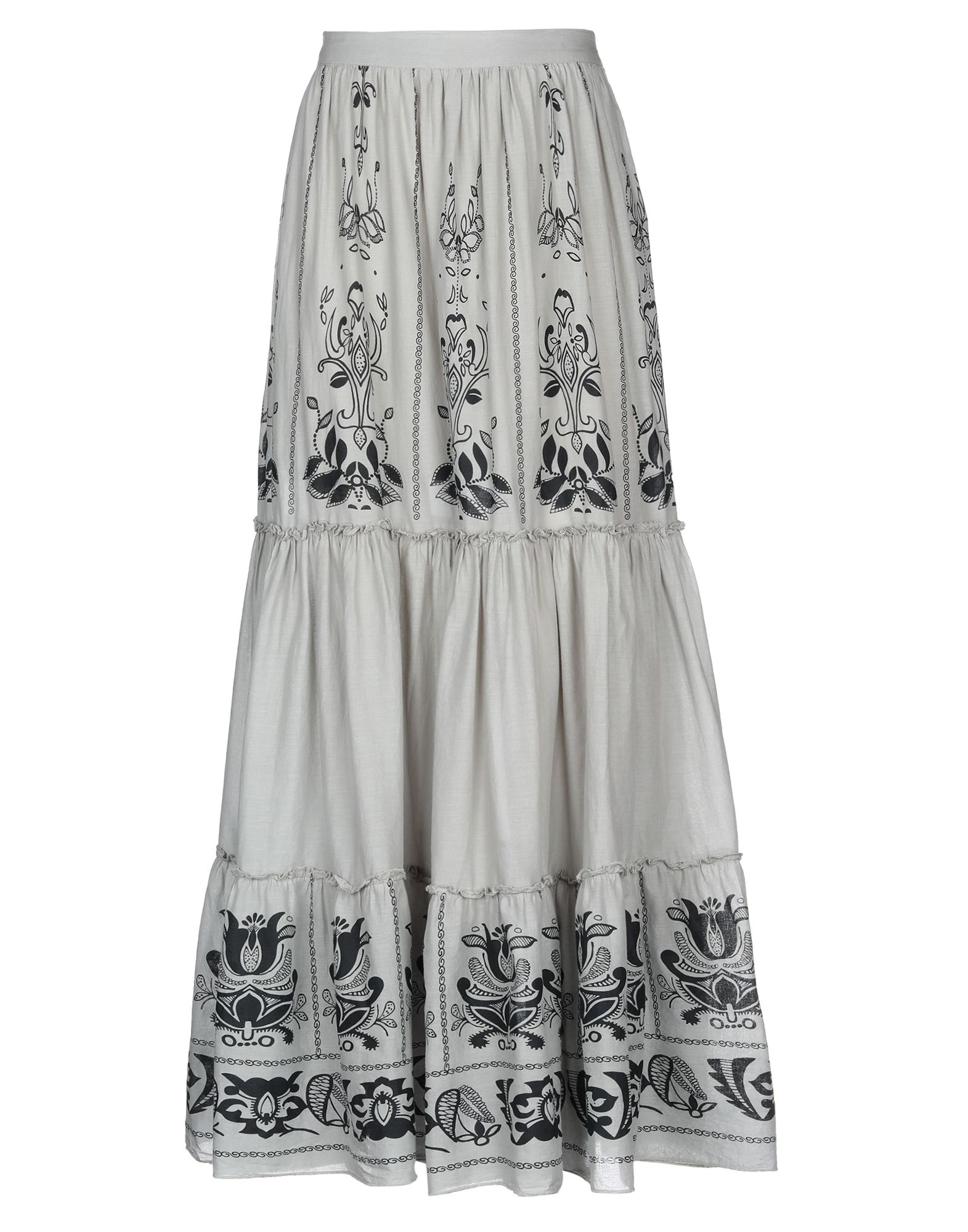 LOCAL APPAREL Длинная юбка цена 2017