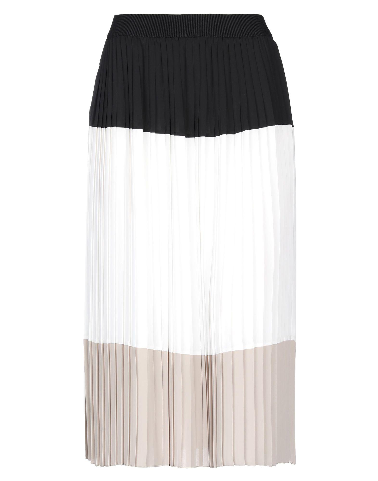 LES COPAINS Юбка длиной 3/4 trend les copains юбка длиной 3 4