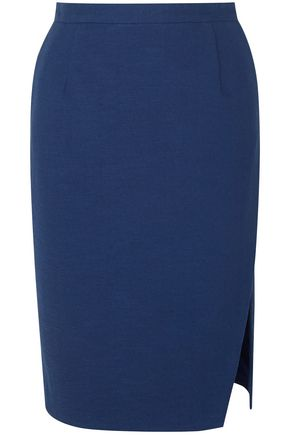 ALTUZARRA Lancaster cotton-blend pencil skirt