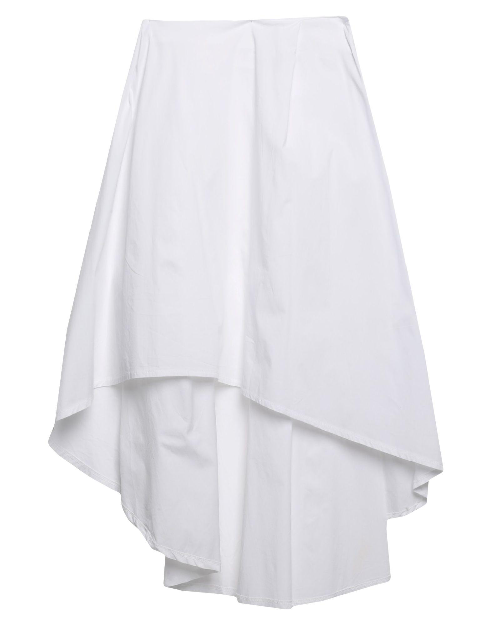 TWELVE-T Юбка длиной 3/4 t think chic юбка длиной 3 4