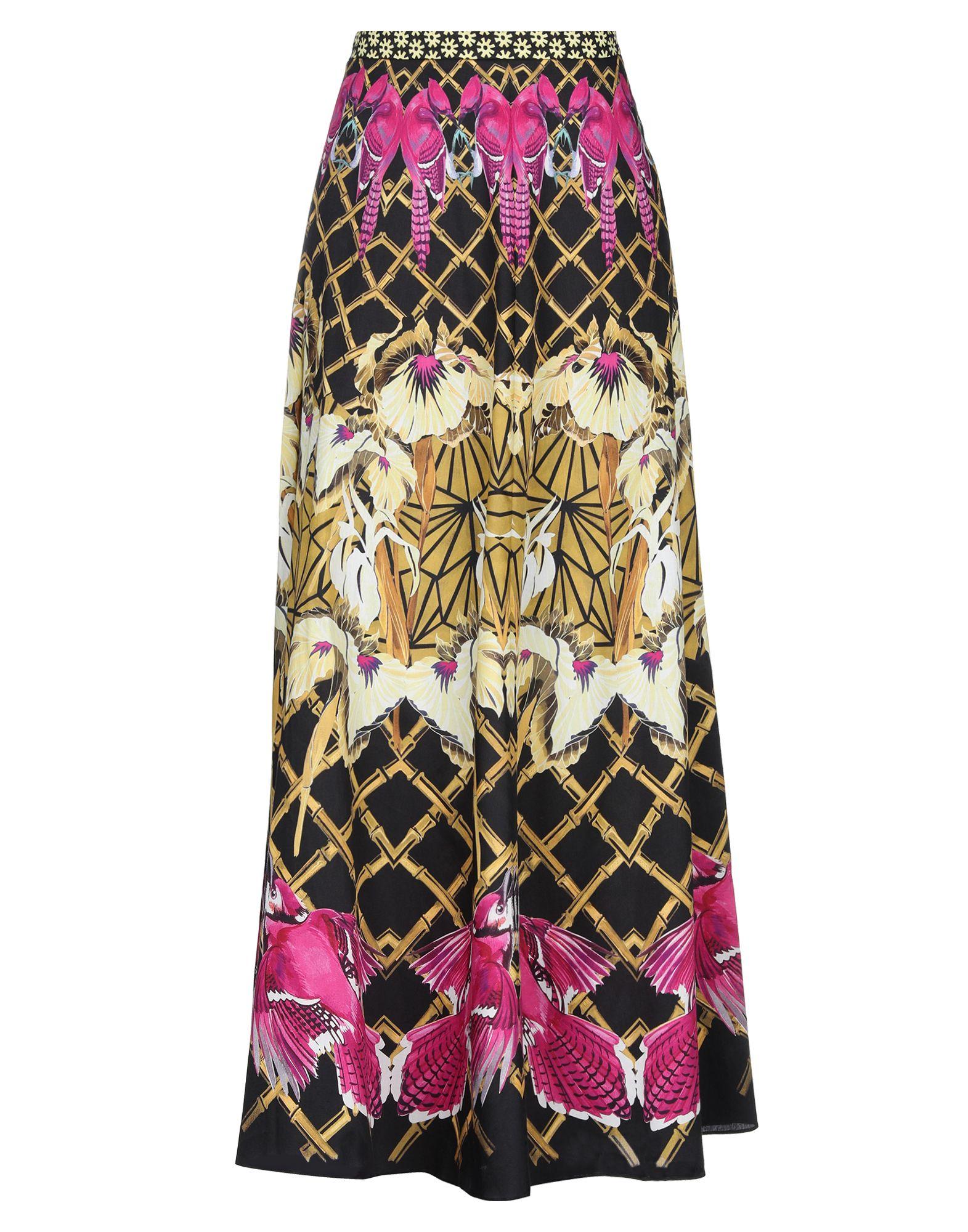 TEMPERLEY LONDON Длинная юбка temperley london бермуды