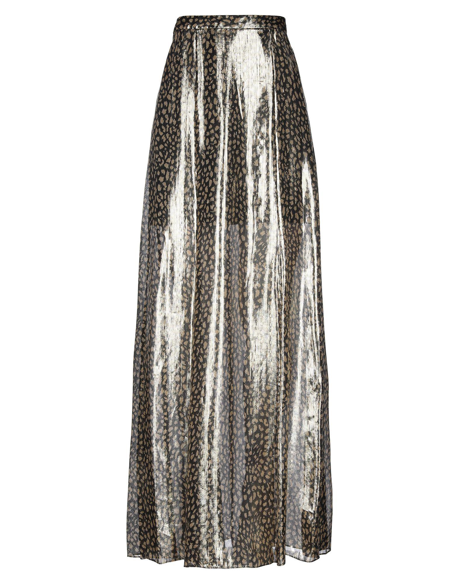 alice mccall длинная юбка ALICE + OLIVIA Длинная юбка