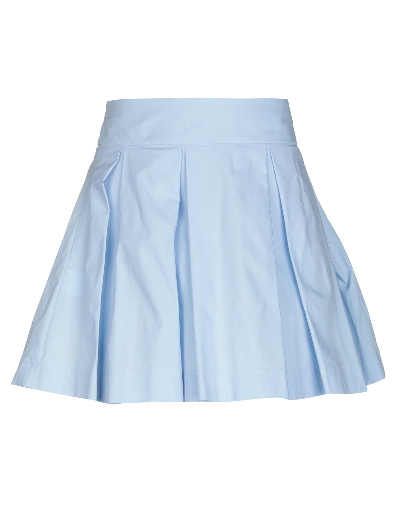 VICOLO Мини-юбка ea7 мини юбка