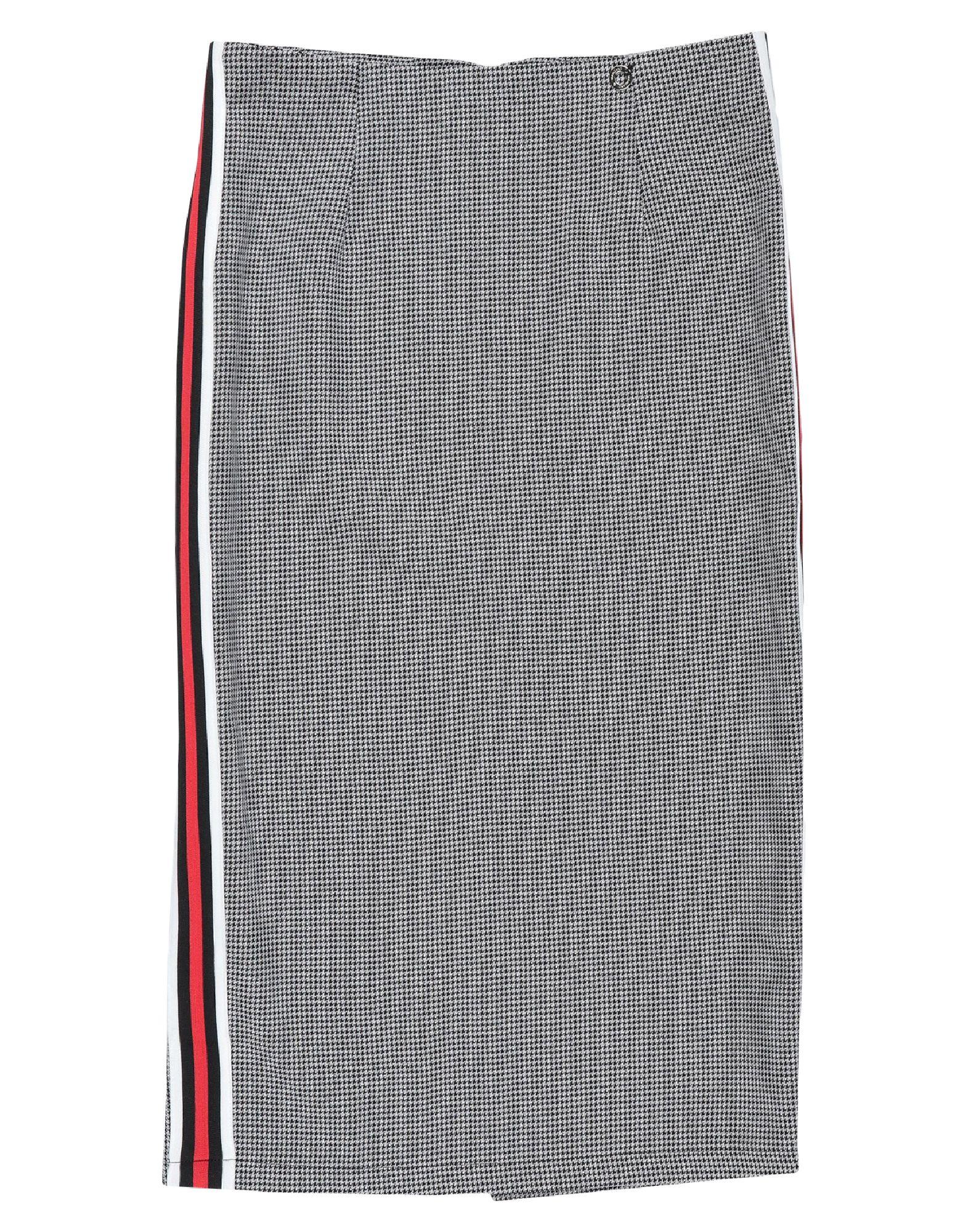 MANGANO Юбка длиной 3/4 mangano юбка длиной 3 4