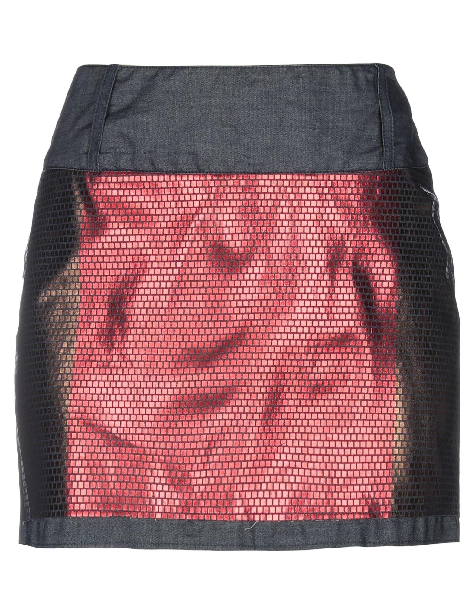 CUSTO BARCELONA Джинсовая юбка custo barcelona джинсовая юбка