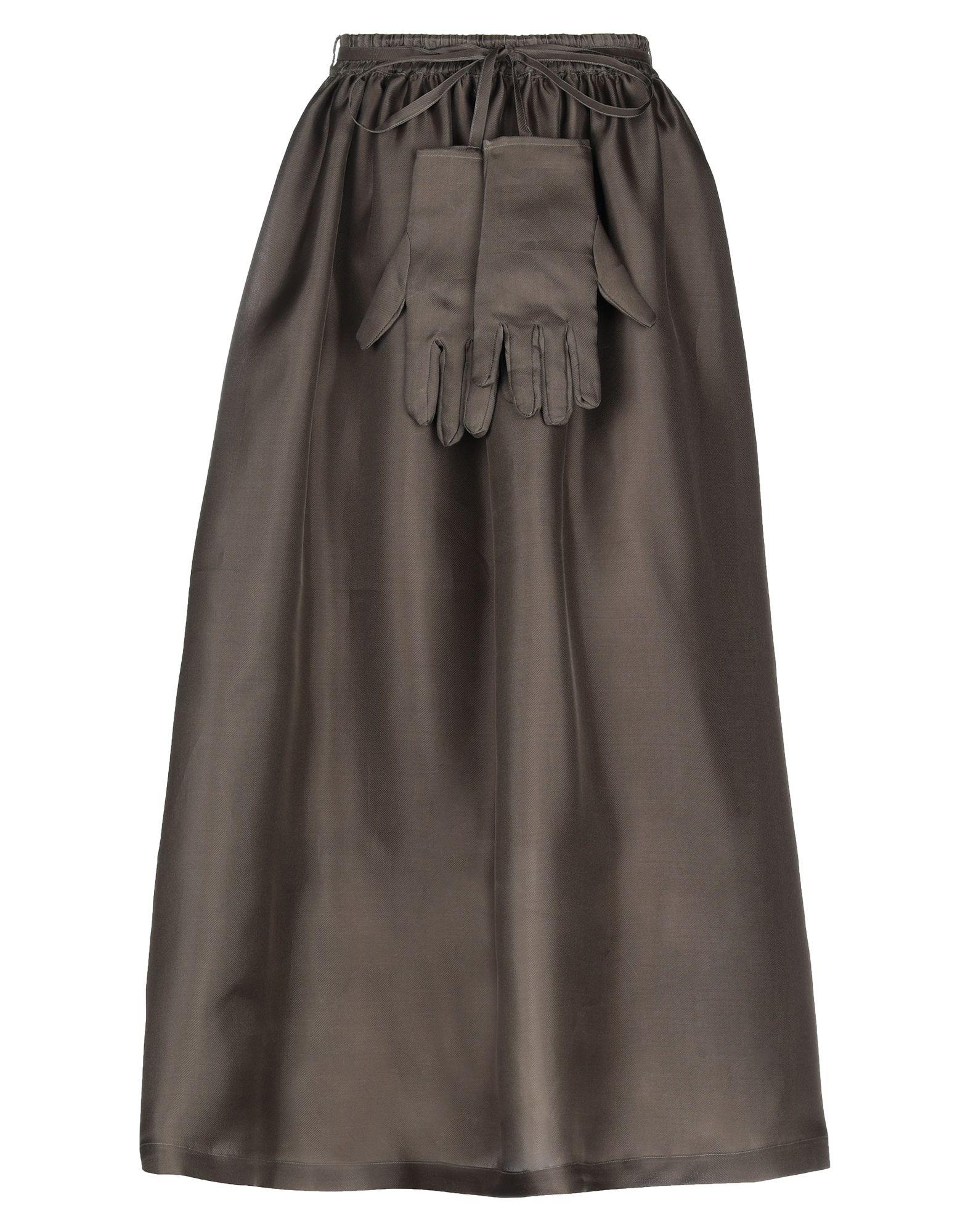 SAGITTAIRE A Длинная юбка a w a k e mode длинная юбка