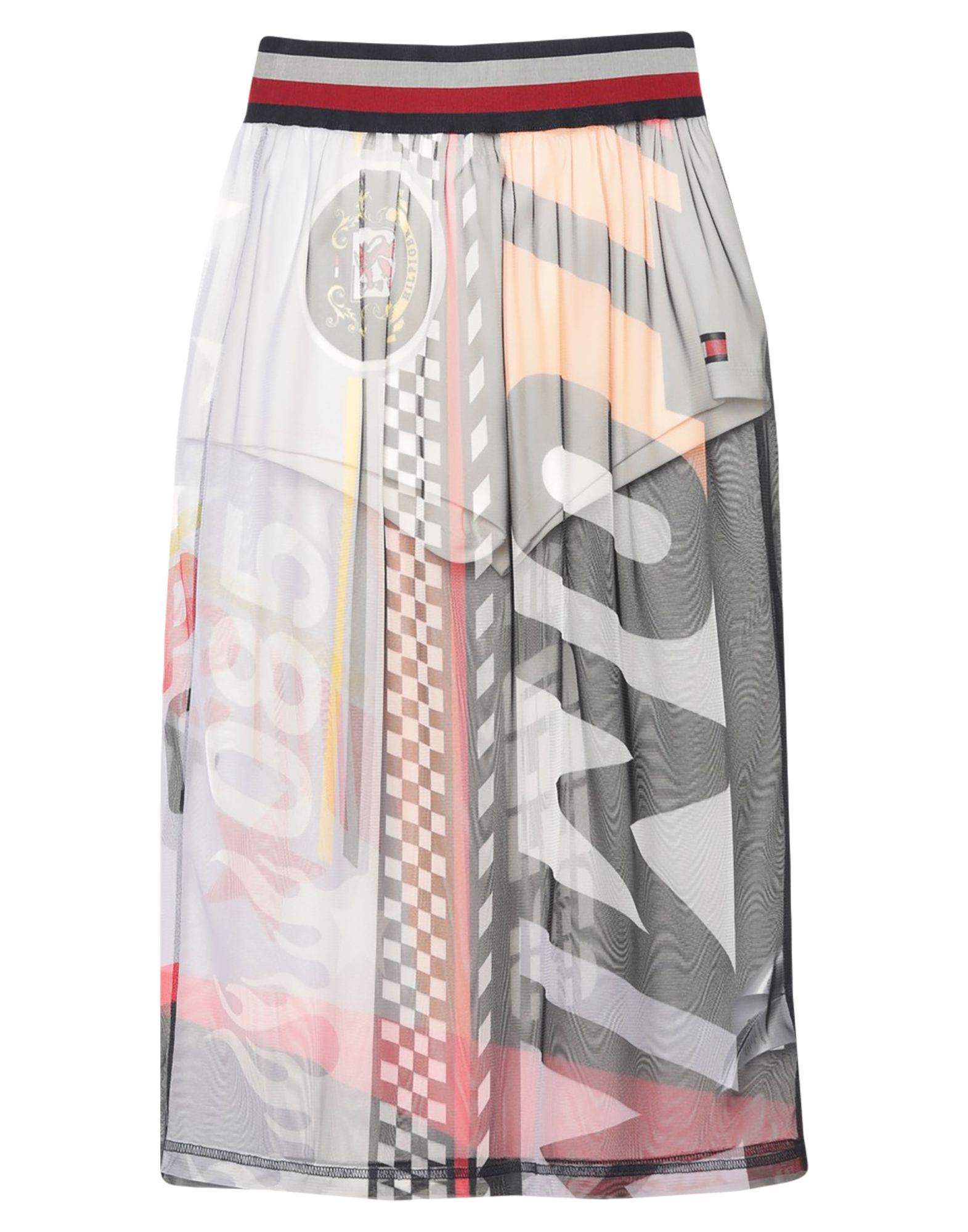 Фото - HILFIGER COLLECTION Юбка длиной 3/4 hilfiger collection юбка длиной 3 4